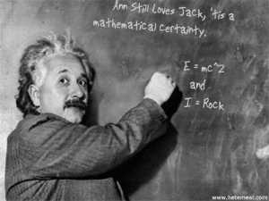 Einstein Proves that Ann loves Jack